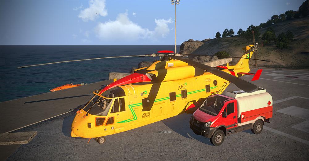 Pilot Civilian Air Rescue - SimHQ Forums